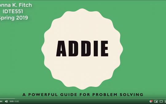 The Zen of ADDIE