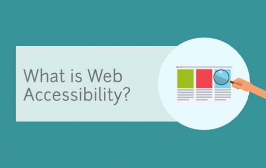 What is Web Accessibility?
